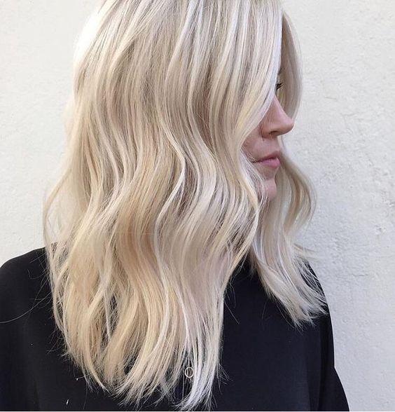 Окрашивание волос весна 2018