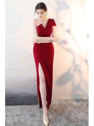 Червона сукня на День святого Валентина