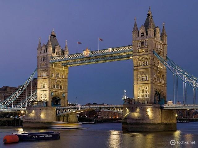 Тауерський міст (Лондон)