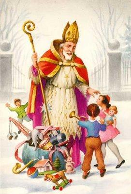 С Днем Святого Николая!