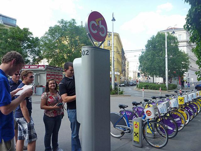 Де рай для велосипедистів: Відень