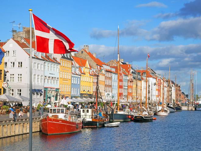 ВНЖ в Дании