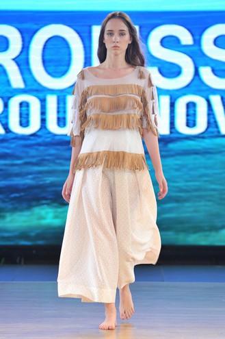 Odessa Holiday Fashion Week 2016: показ ROUSSIN by Sofia Rousinovich
