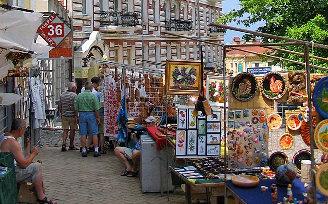 Как разводят туристов в Украине