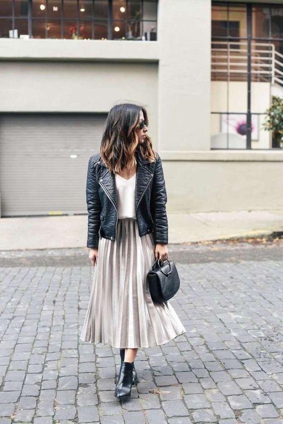 Модные юбки весна 2019
