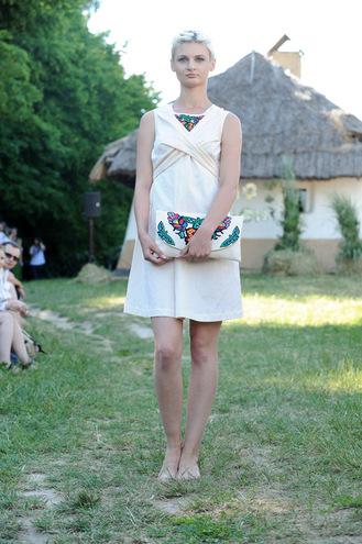 Коллекции Этно-fashion на фестивале «Країна Мрій»: Едельвіка
