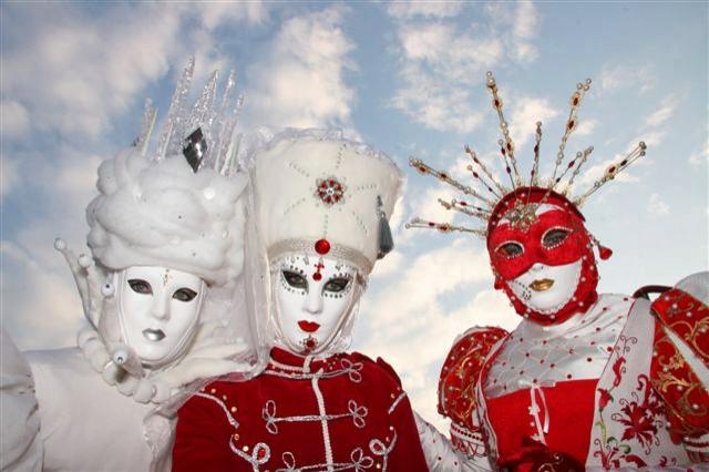 Фестивали февраля: Венецианский карнавал