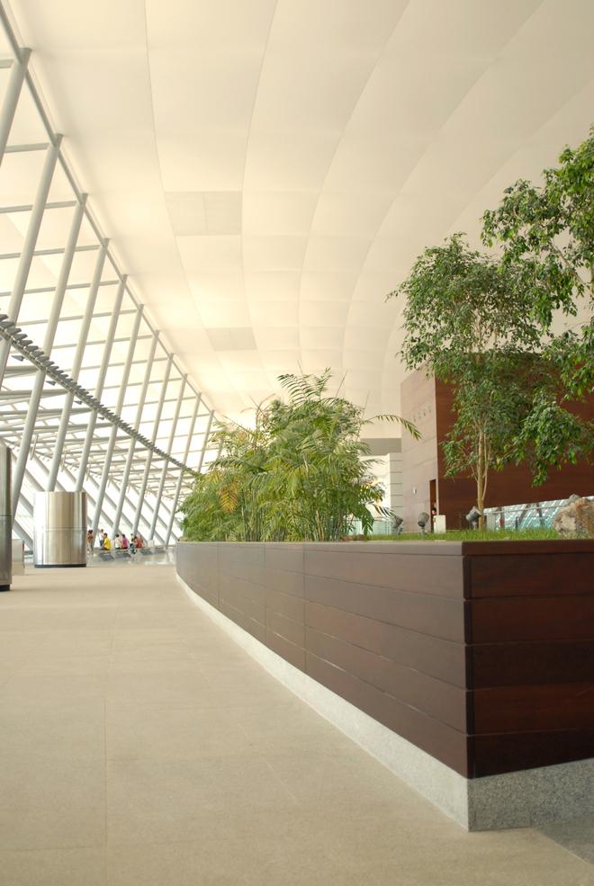 ТОП-7 самых красивых аэропортов мира