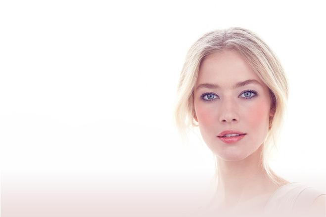 Корекція обличчя макіяжем