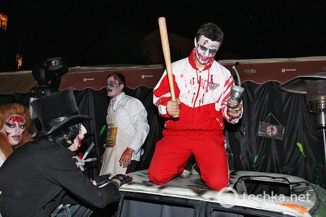 Вечеринка Хэллоуин в Сейфе