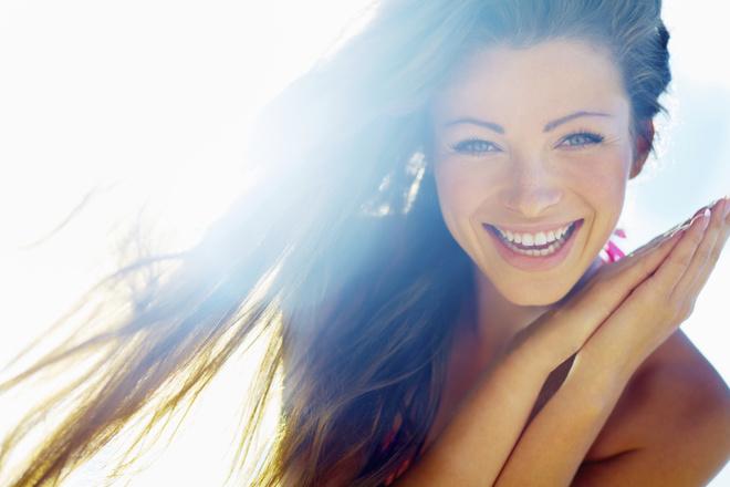 Как ухаживать за кожей лица в жару
