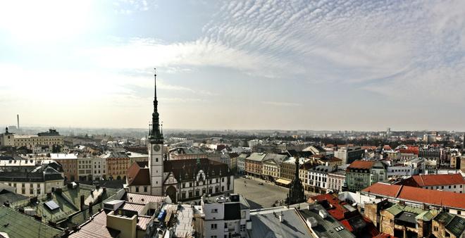 Центральна Моравія