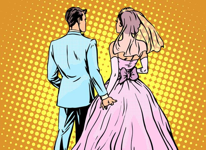 Сказочные свадьбы, за которыми в 2019 году наблюдала вся Украина