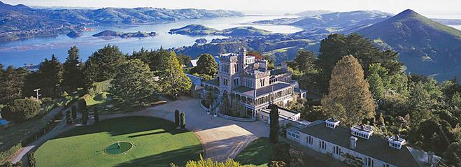 Найстрашніші замки в світі: Замок Ларнака, Нова Зеландія