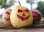 Чем заменить тыкву на Хэллоуин, перец, бананы, свекла, гранат, баклажаны