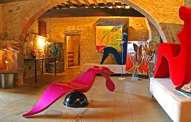 Отели, в которых турист обязан провести ночь: отель Residenza d'Arte