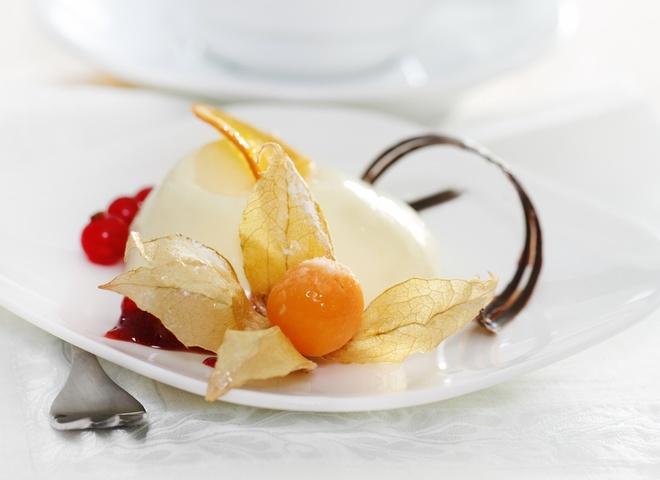 Панакота: рецепт итальянского десерта