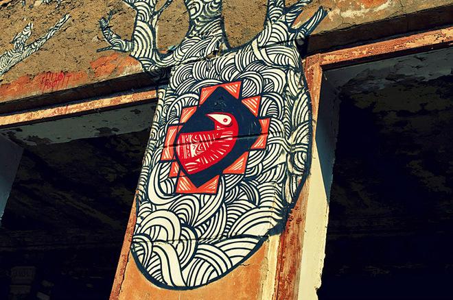 Кам'янець-Подільський: адреси графіті