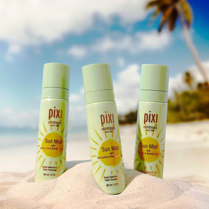 Pixi Sun Mist with Chamomile & Bamboo Extracts SPF 30