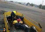 Летающий' багаж или Зачем Чемодану Чехол...