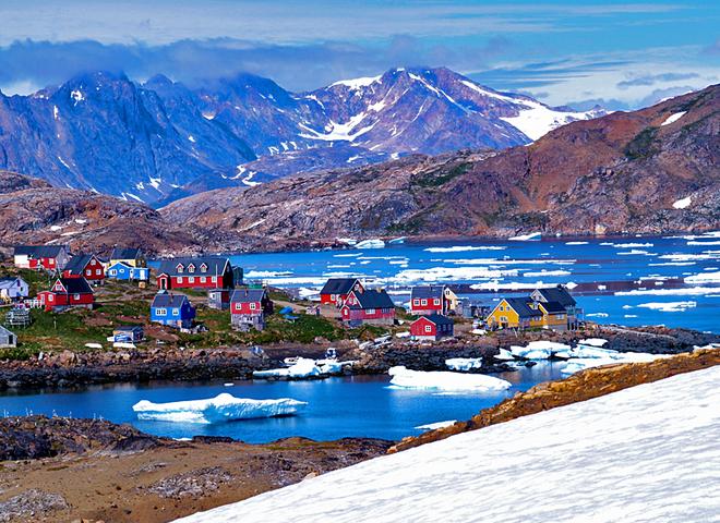 Гренландія фото