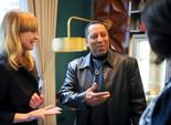 Дизайнер Майкла Джексона приехал в Киев на Венский бал