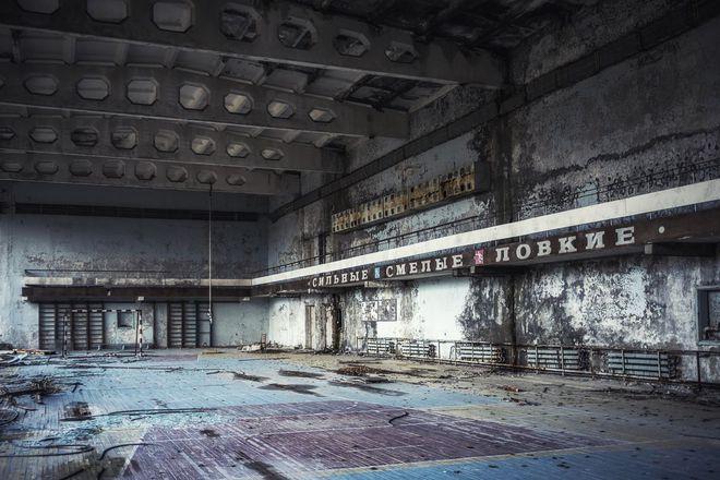 """Фильм-постсимфония """"Арка"""": жизнь и вдохновение Чернобыльской зоны"""