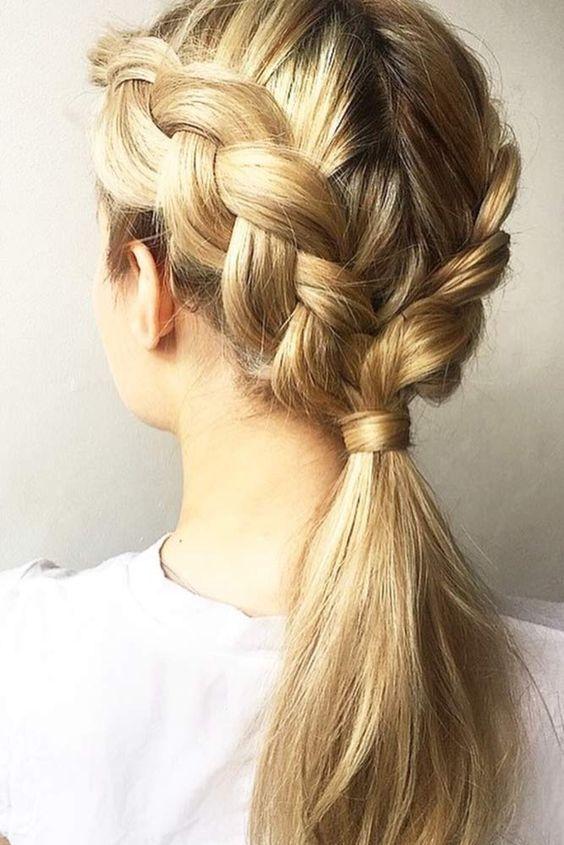 зачіски для тих хто відрощує чубчик