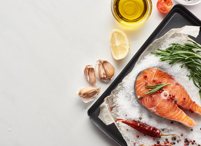 Рыба в духовке: рецепт по-тайски