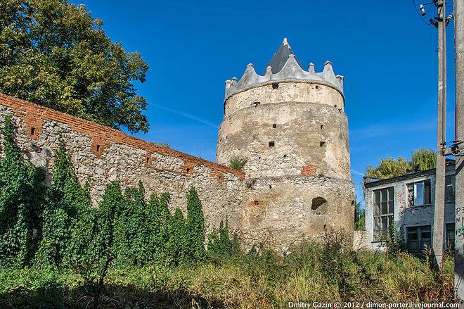 5 замков Украины