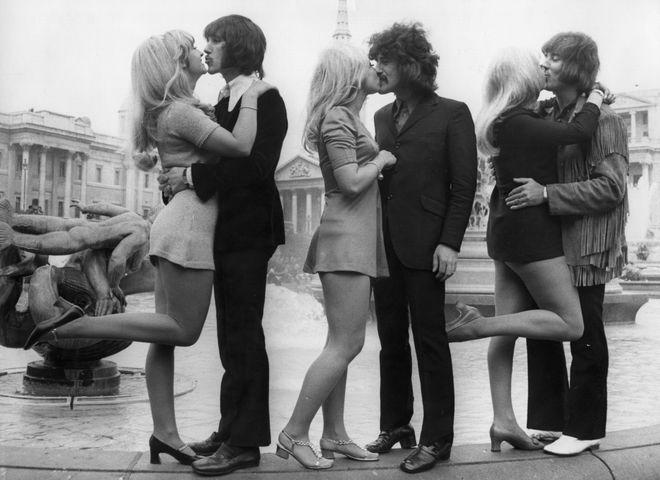 Французский поцелуй – это измена?