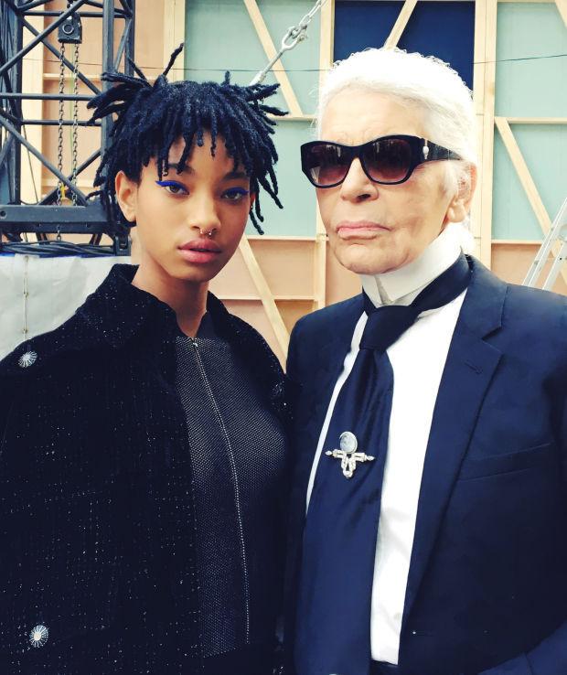 Уіллоу Сміт - посол Chanel