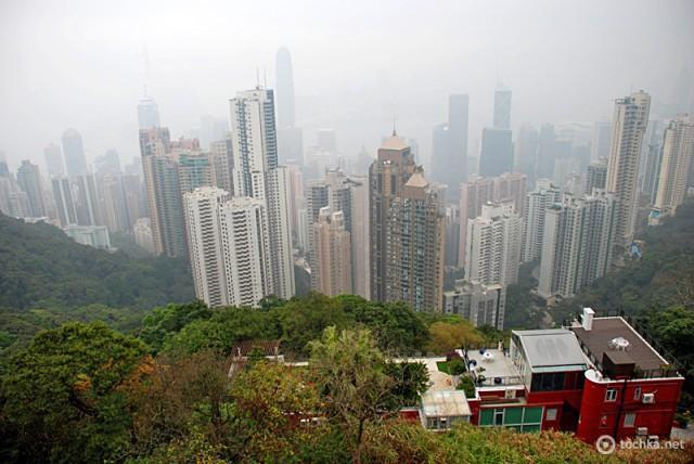 Цікаві місця Гонконгу: пік Вікторії