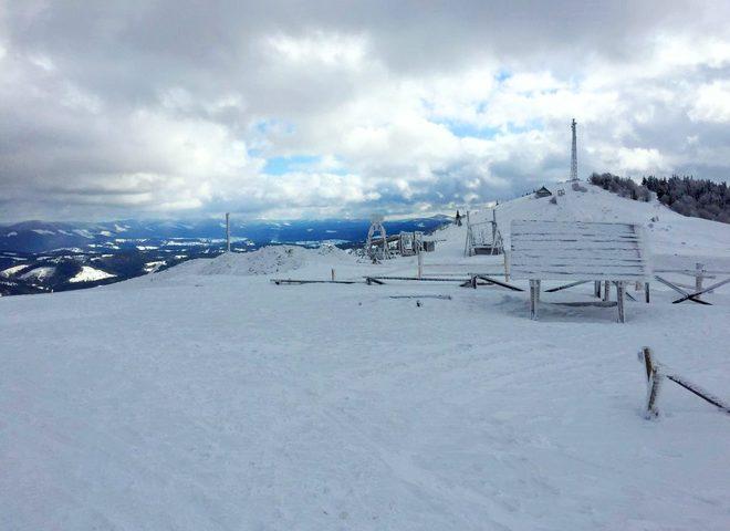 Романтический отдых на высоте 1300 метров