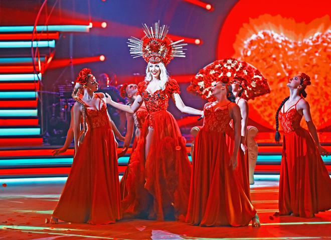 """В качестве кого Оля Полякова вернулась в шоу """"Танці з зірками""""?"""