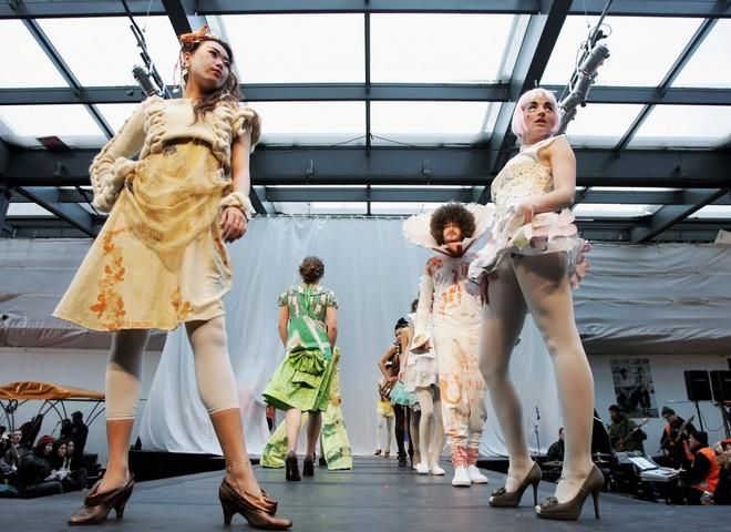 Неделя альтернативной моды в Лондоне