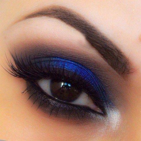 Идеи свадебного макияжа для карих глаз: тренды 2019