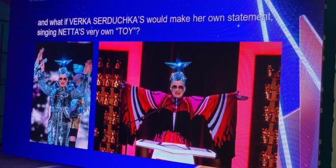 Официально: Верка Сердючка выступит на Евровидении-2019