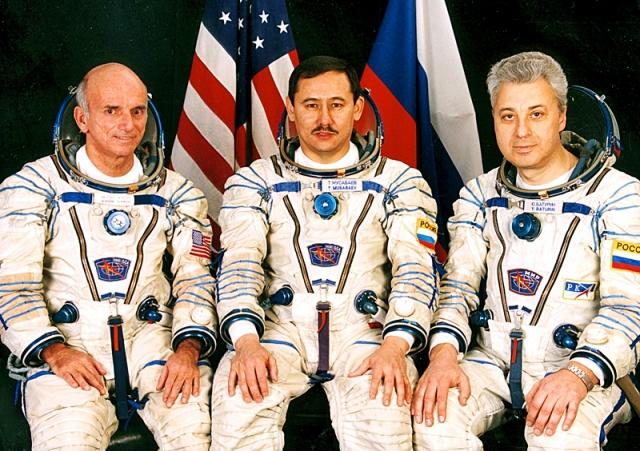 Космічні туристи: Денніс Ентоні Тіто