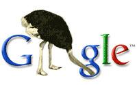 Прикольные логотипы  Google