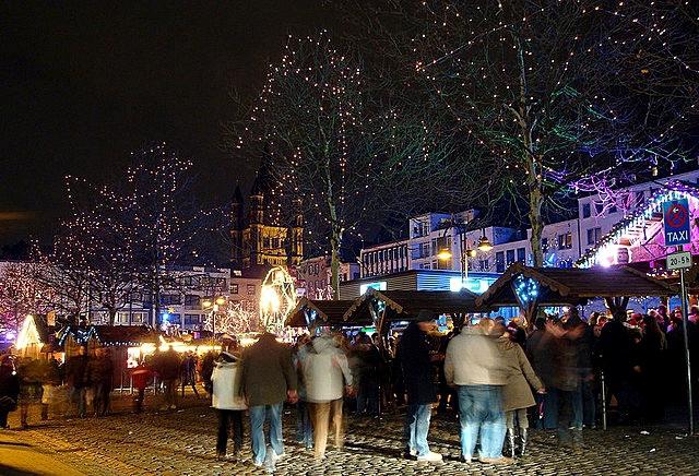 5 первых рождественских базаров: Кельн