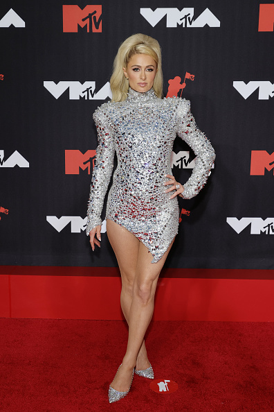 Періс Хілтон на MTV Video Music Awards 2021