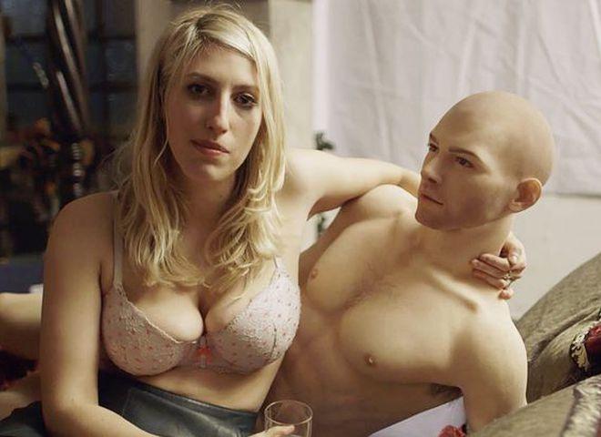 Секс-ляльки: як це з чоловіком-роботом