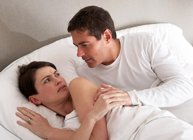 Як себе видае жинка колы хоче секса