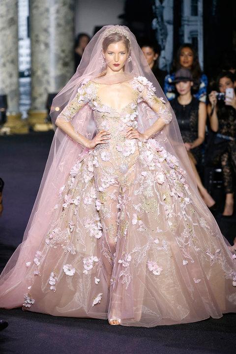 Весільна сукня на осінь-зиму 2016 2017 ELIE SAAB COUTURE fdc03fc822264