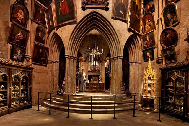 По тропам любимых героев: «Создание Гарри Поттера», Лондон, Великобритания