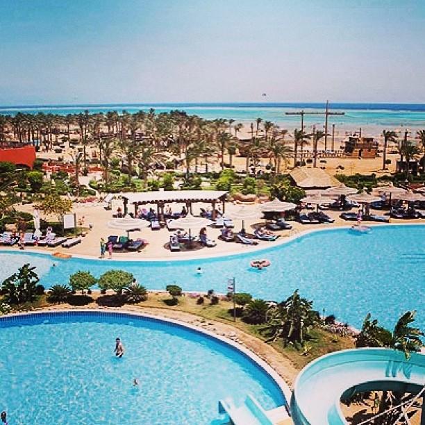 Где отдохнуть в Египте с ребенком