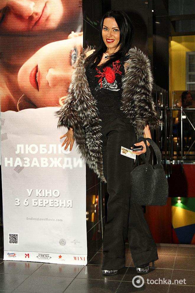 Премьера в кинотеатре Украина