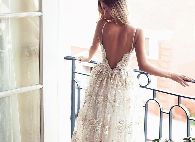 Весільна сукня на осінь-зиму 2016/2017