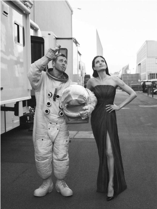Анджелина Джоли для Vanity Fair